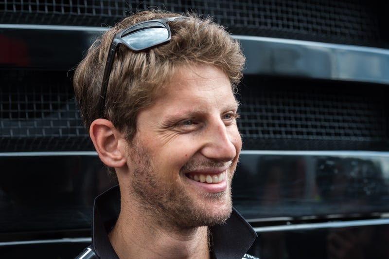 Illustration for article titled America's Newest F1 Team Accidentally Announces Romain Grosjean As Driver In URL