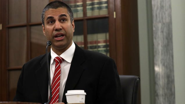 We Read the Comments to the FCC in Favor of Trump s Mindless Order on Social Media so Ajit Pai Doesn t Have To