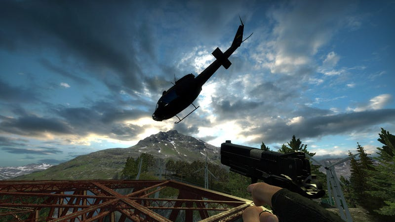 Illustration for article titled Counter-Strike Co-Creator's New FPS Arrives on Steam Next Month
