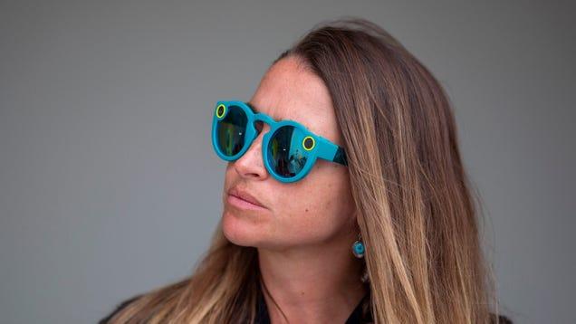 "Amazon developing Alexa-powered ""smart glasses"" for nerds who need something extra"