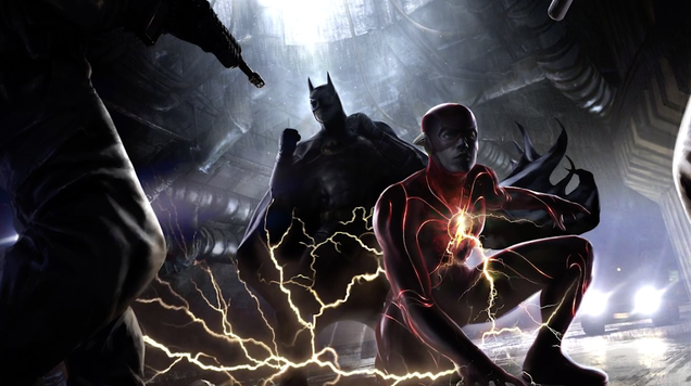 The Flash Movie Will Kick-Off the DC Cinematic Multiverse