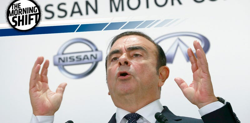 Illustration for article titled Carlos Ghosn Steps Down As Nissan CEO To Focus On Various Side Hustles