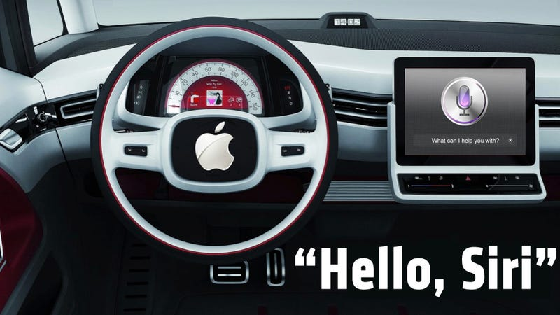 Illustration for article titled Apple Is Bringing Siri To Your Car So You Can Drive 'Eyes Free'