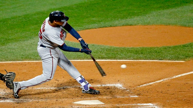 Buxton's Inside-The-Park HR Fuels Twins Over Sale, ChiSox