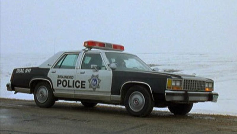 In A A History Of Ford Police Vehicles