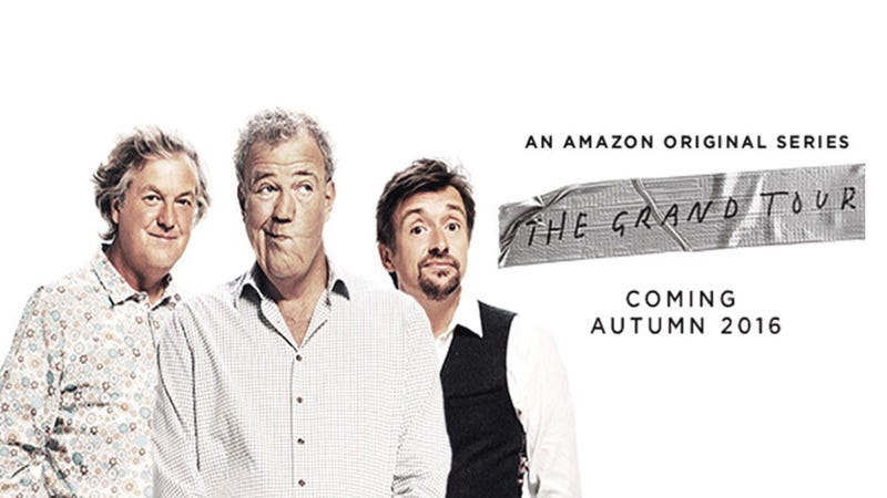 Illustration for article titled No One Seems To Know When The HellThe Grand Tour Actually Starts [UPDATE]