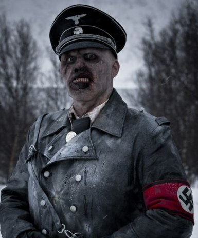 Illustration for article titled Dead Snow's Nazi Zombie Clips Will Rip Out Your Pigtails