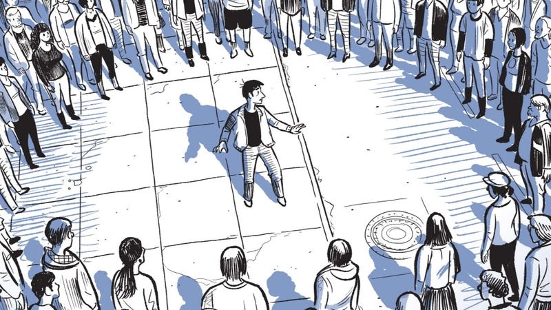 Illustration for article titled Small Army Of Supersmart Geeks Will Pick Out Graphic Novels Just For You