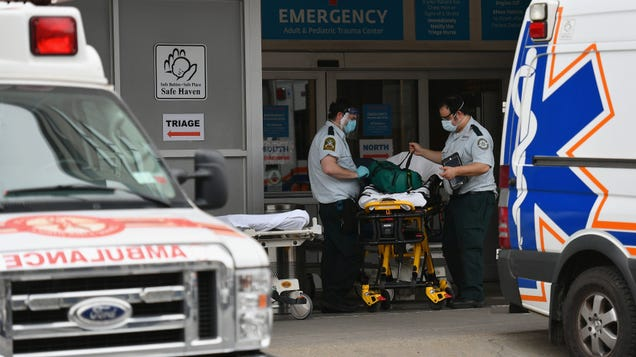 Cuomo Announces 7-State Consortium for Securing Medical Supplies