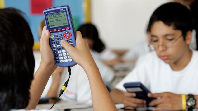 Texas Instruments Is Nerfing the Best Part About Graphing Calculators