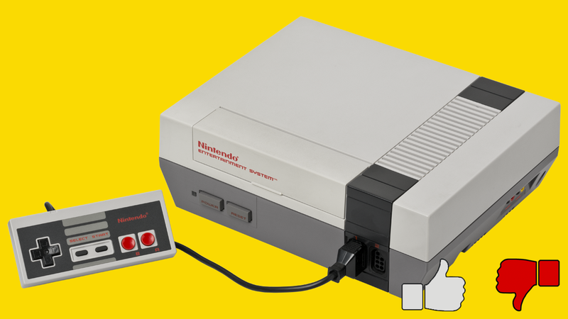 can you download nes games on wii