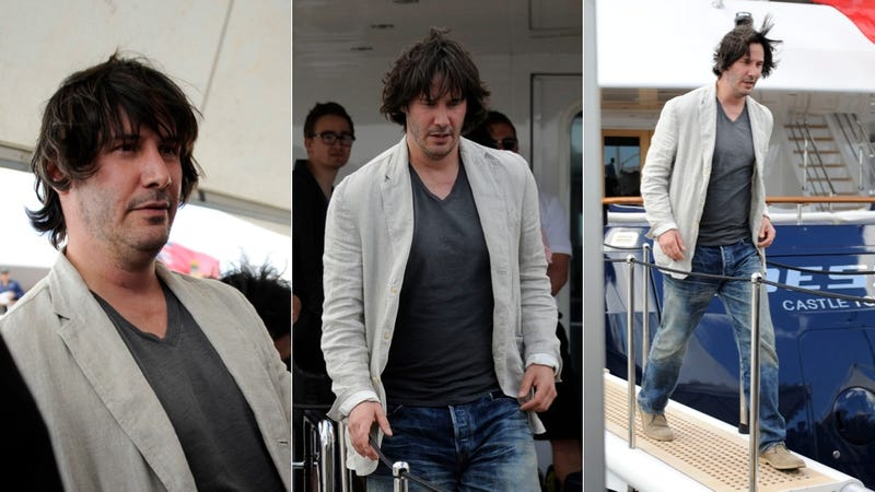 Illustration for article titled 'Fat Keanu' Is the Hot Story du Jour