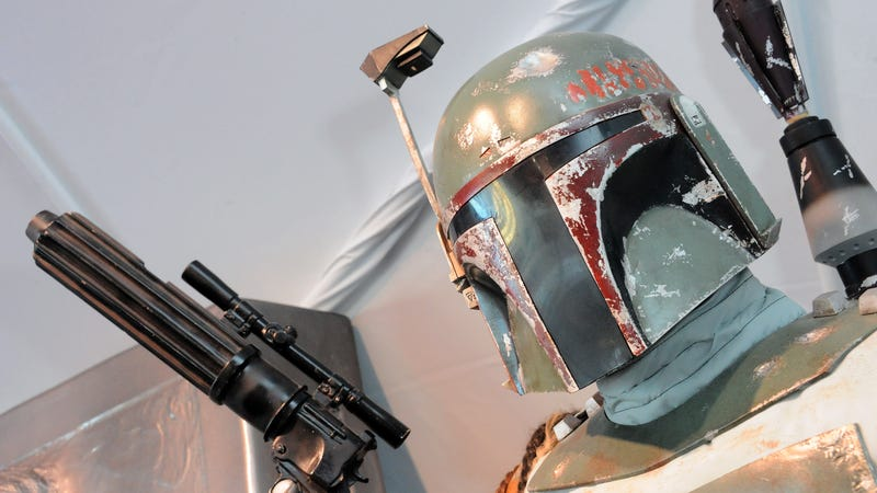 Illustration for article titled Mark Hamill says he pitched George Lucas on Boba Fett being Luke Skywalker's mom
