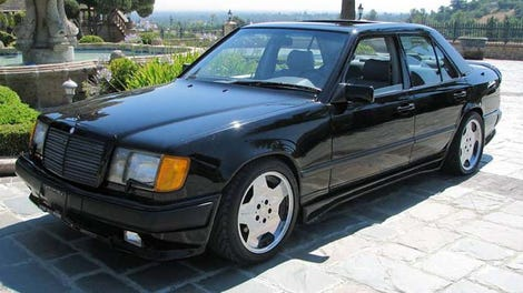 For $8,000, Would You Let This 1986 Mercedes 300E Stick Around?