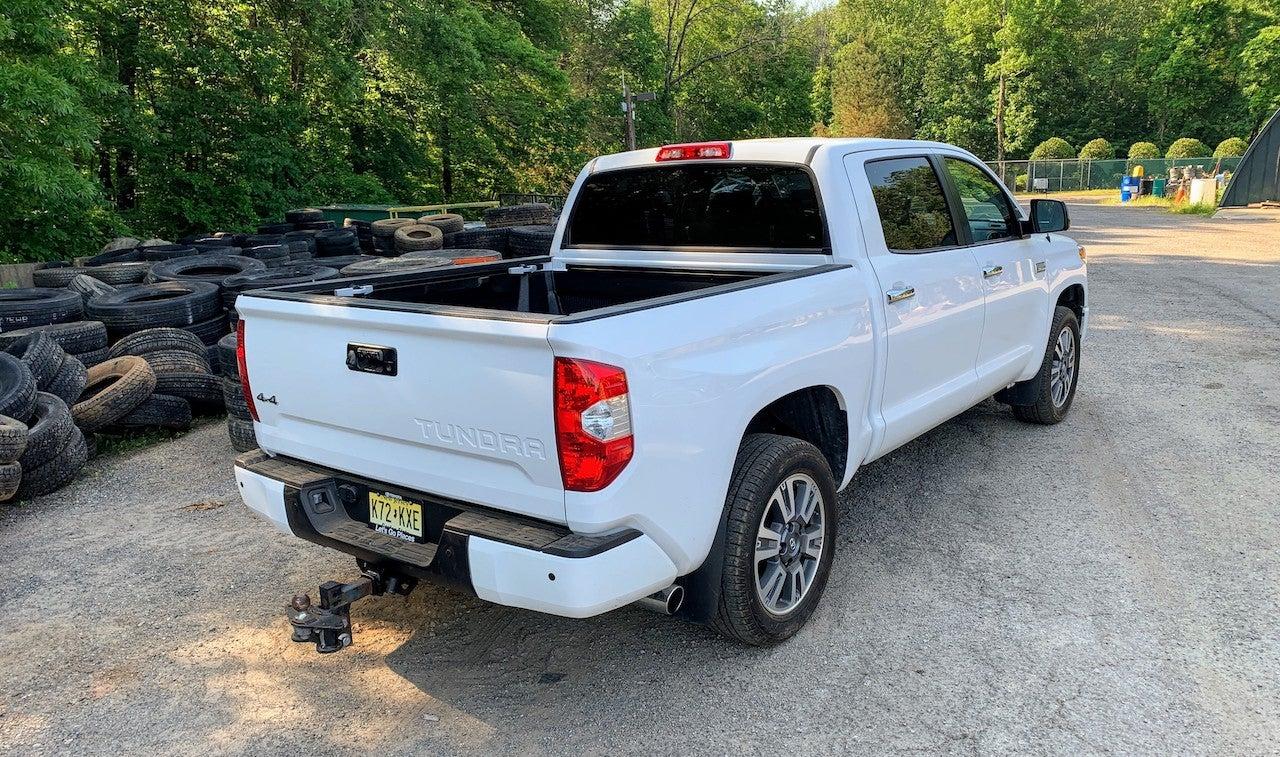 Kicking It (Slightly) Old-School: 2019 Toyota Tundra Platinum Towing