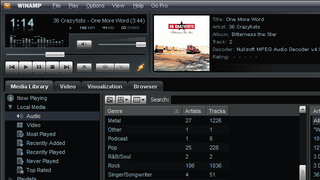 Illustration for article titled Winamp, Our Favorite Media Player for Windows, Is Shutting Down