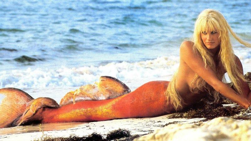 Darryl Hannah in 1984's Splash. Image: Touchstone