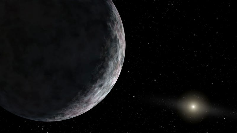 El sistema solar tiene un nuevo planeta enano, el más alejado del Sol