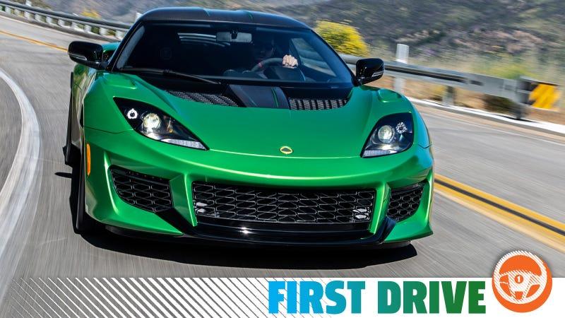 2020 Lotus Evora GT: First Drive