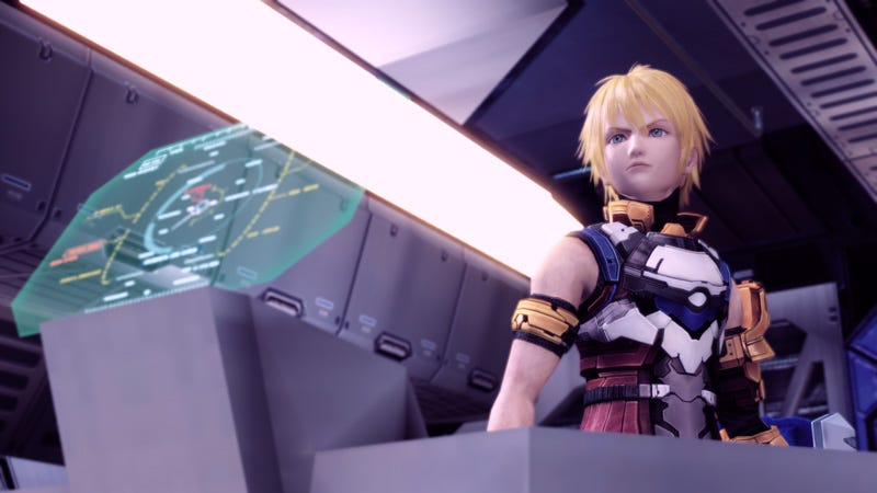 Illustration for article titled Star Ocean: The Last Hope PS3 Really Is International