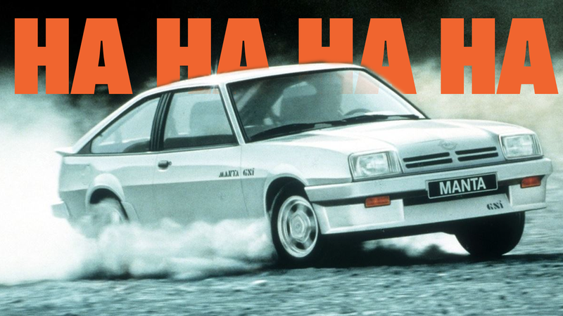 Illustration for article titled Germans Have a Whole Genre of Jokes About One Particular Kind of Opel