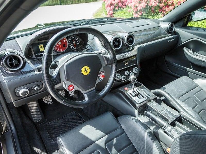 manual ferrari 599 listed for half a million bucks rh jalopnik com Ferrari 599 GTB Fiorano 2007 Ferrari 599 Body Kit