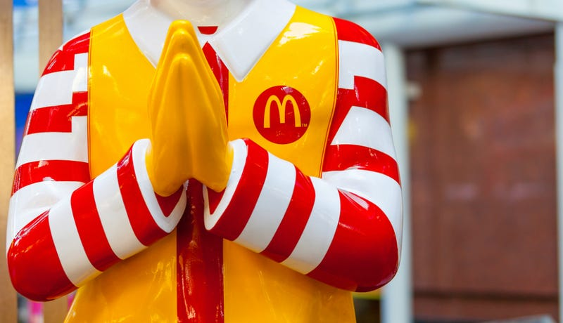 Illustration for article titled Kitchenette: McDonald's Managers Admit to Employee Wage Theft