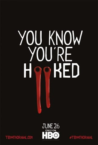 Illustration for article titled True Blood poster