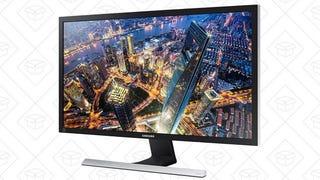 Monitor Samsung 28'' 4K de segunda mano | $205 | Woot