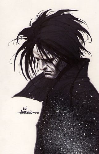 Illustration for article titled The Sandman movie is in good hands