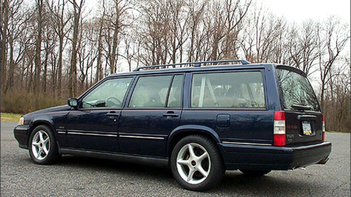 Volvo 960 Wagon | The Wagon