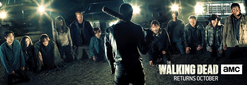 Illustration for article titled The Walking DeadCliffhanger Stunt Fails, Viewer Figures Decline By 27%