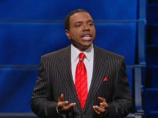 Creflo Dollar on June 10 (World Changers Church International)
