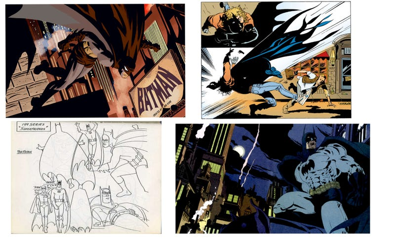 Illustration for article titled The 27 Best Batman Artists