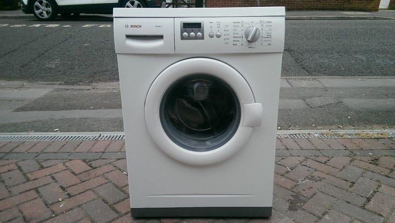 Illustration for article titled Gorenje Washing Machine Manual Wa60125