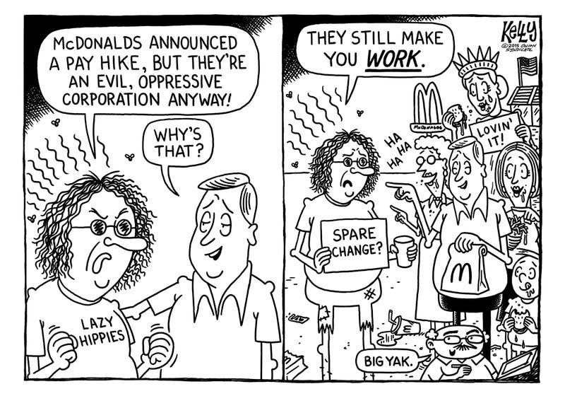 Illustration for article titled A Living Rage
