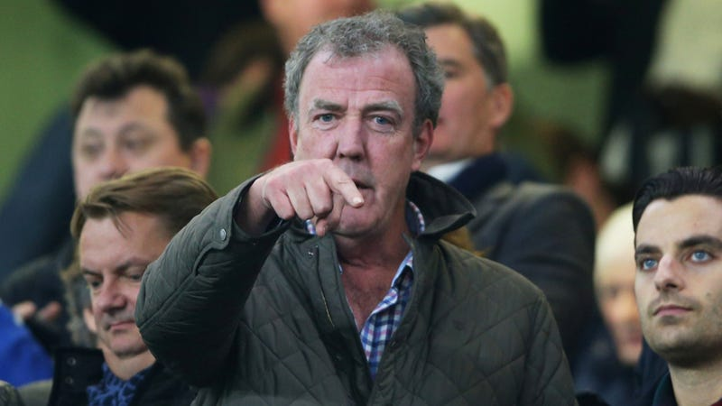 Illustration for article titled Clarkson: 'Leave Oisin Alone, None Of This Is His Fault'