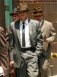 Illustration for article titled Leonardo DiCaprio: Handsome Guy, Bad Tie