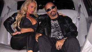 Illustration for article titled Coco & Ice-T To Star In E! Reality Show