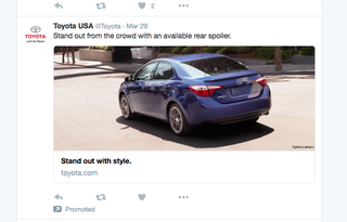 Illustration for article titled The most Toyota ad ever?