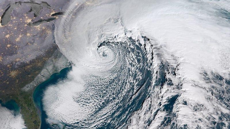 Illustration for article titled Una segunda versión de la poderosa tormenta nor'easter está a punto de llegar al noreste de Estados Unidos