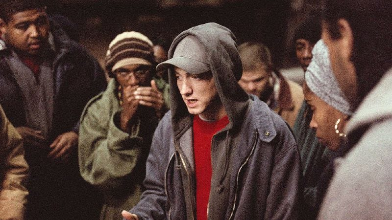 """Illustration for article titled Eminem and Sons Of Anarchy creator making """"metaphorical"""" sequel to 8 Mile"""