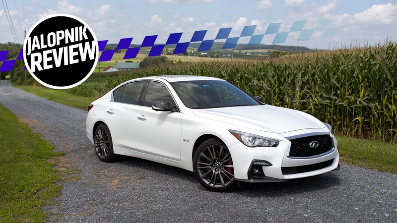 Infiniti Q50 0 60 >> The 400 Hp 2018 Infiniti Q50 Red Sport Awd Is So Close To Being Good
