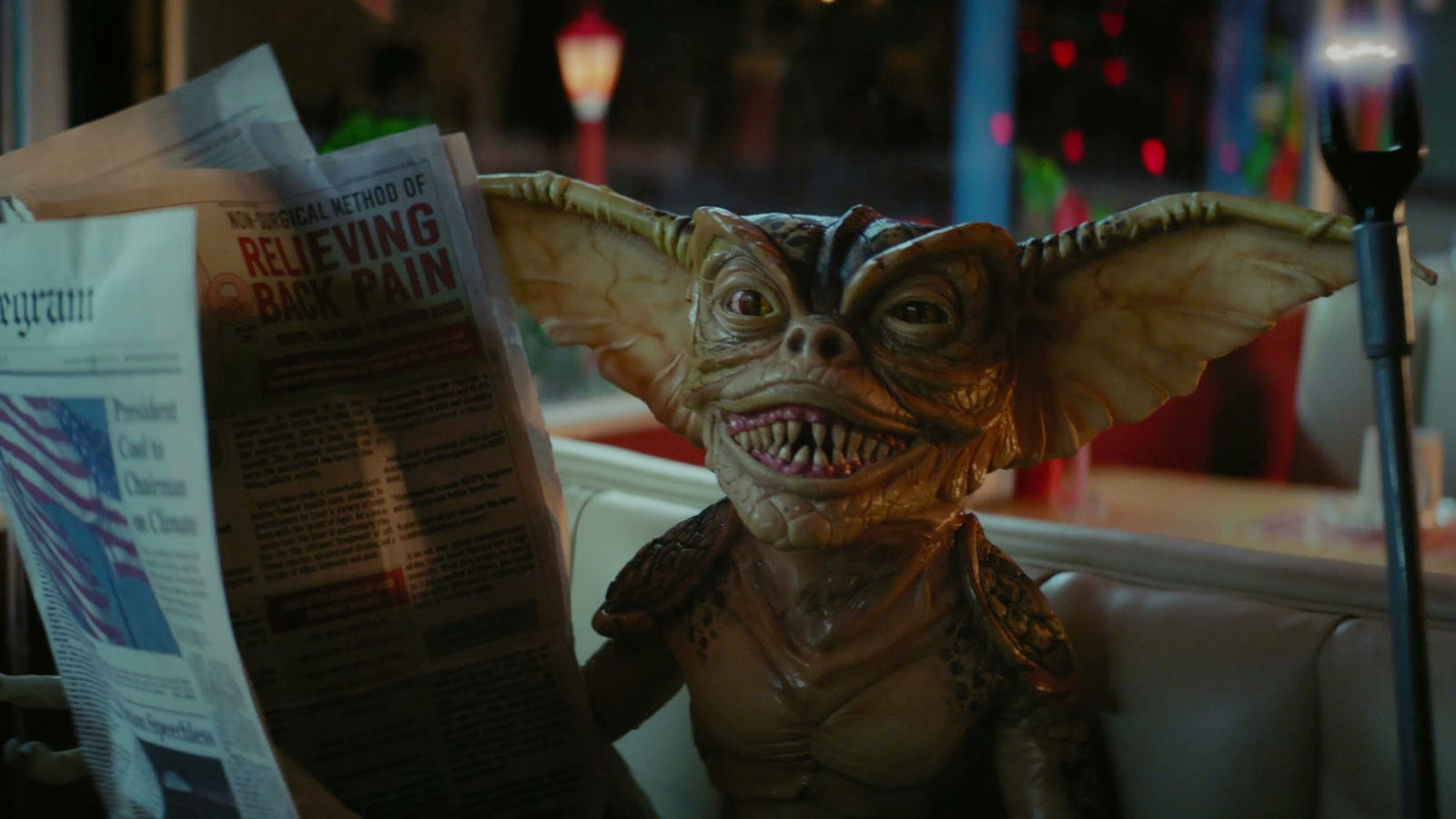 This Gremlins Fan Film Is Guaranteed to Get You Into the Holiday Spirit