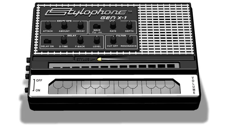 Illustration for article titled New Features Turn This Classic Toy Synthesizer Into a Modern Instrument