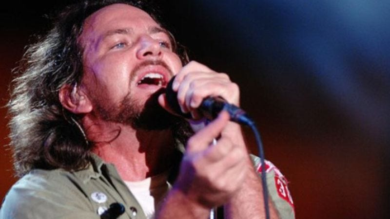 "Illustration for article titled Glen Hansard, Eddie Vedder, and Jake Clemons recorded a lovely new version of Springsteen's ""Drive All Night"""