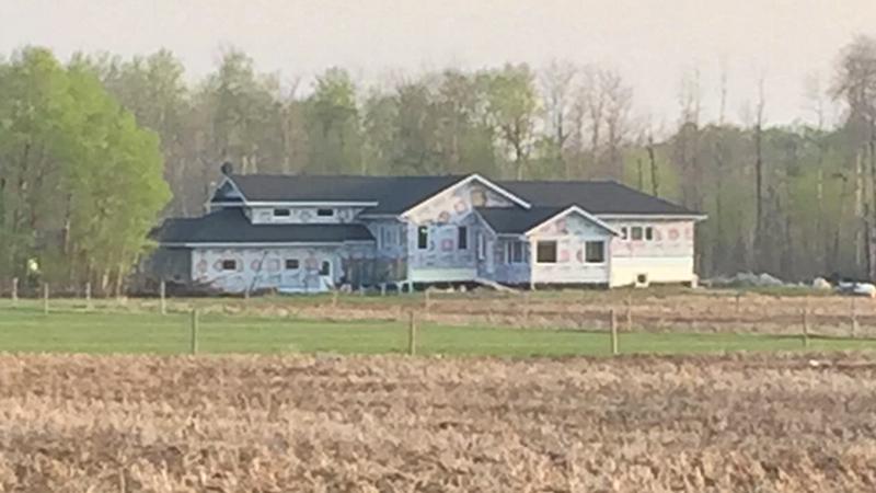 The house that Kickstarter money bought. (Image: Peachy Printer Kickstarter page)