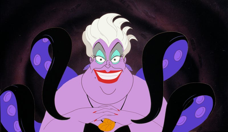Illustration for article titled Queen Latifah to Play Ursula in ABC's The Little Mermaid Live!