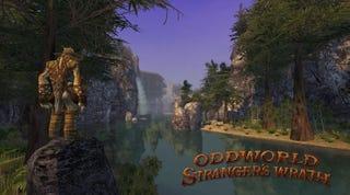 Illustration for article titled Oddworld: Stranger's Wrath Is Back!