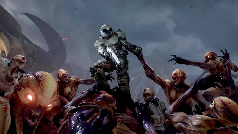 Illustration for article titled Denuvo Says Doom Dropped Their Anti-Piracy Tech Because It Got The Job Done